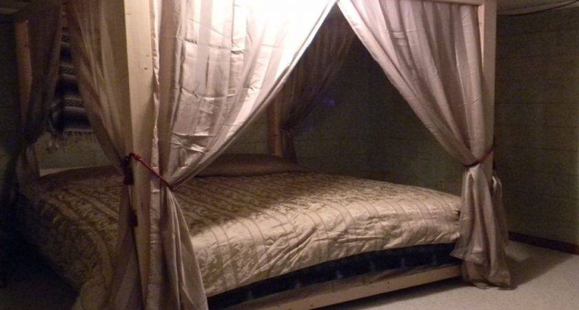 Add Canopy Bed Ideas Homemade Canopies