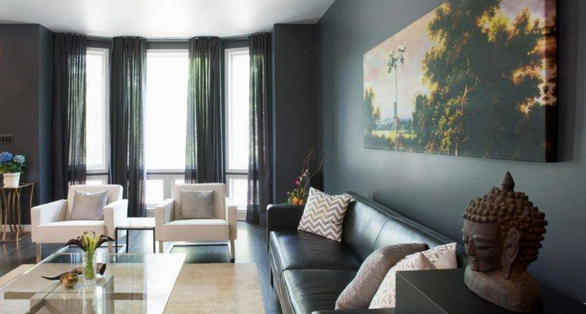Add Drama Your Home Dark Moody Colors Hgtv