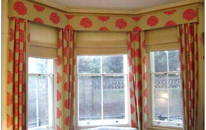 Adorned Abode Privacy Treatments Bay Windows