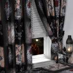 Alchemy Gothic Curtains Emo Story Rose