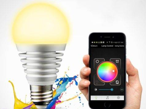 Aliexpress Buy Bluetooth Led Rgb Smart Light