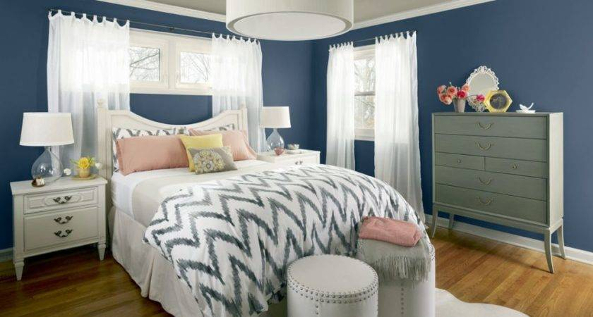 All Soothing Relaxing Paint Colors Bedrooms