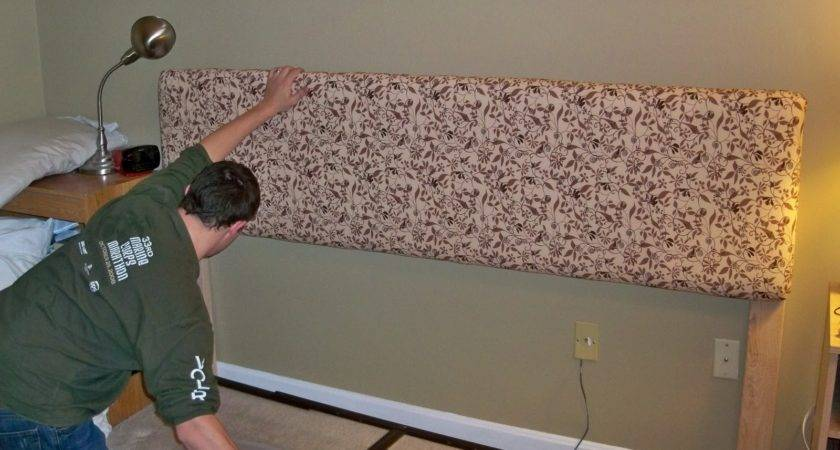 All Things Gale Homemade Headboard Instructions