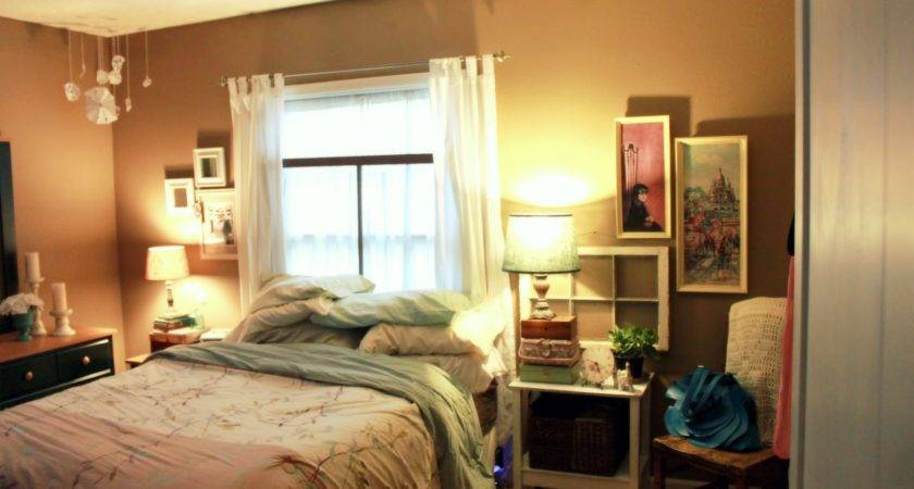 All Things Red Cozy Bedroom
