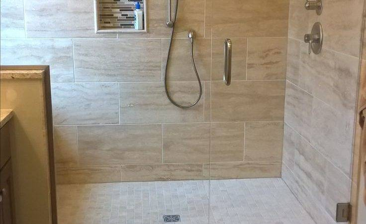 All Tile Bathroom Home Interior Designing