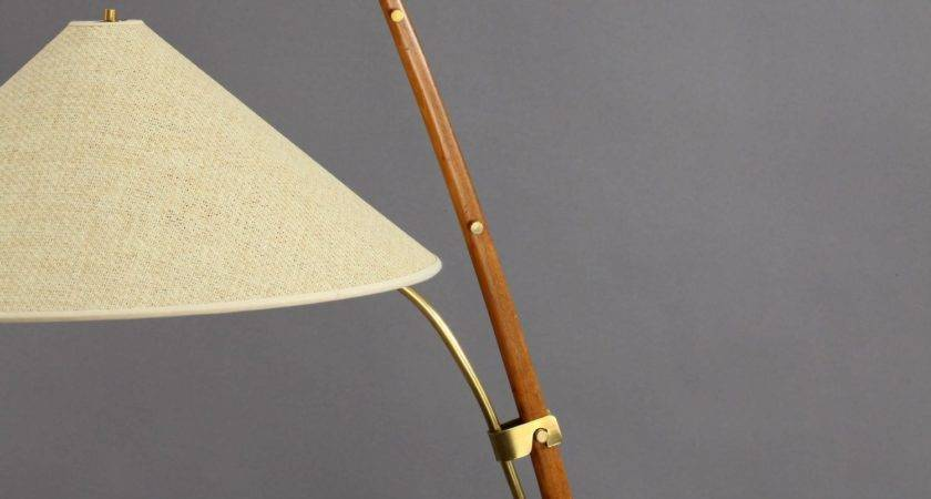 Amazing Adjustable Floor Lamp Rupert Nikoll Vienna