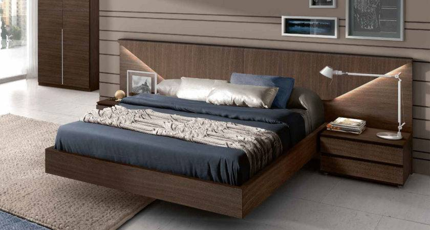 Amazing Bedroom Floating Bed Frame Midcityeast