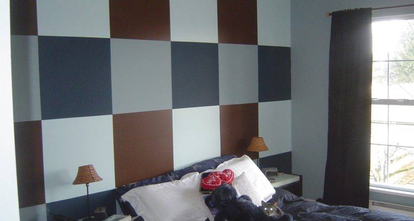 Amazing Cool Paint Ideas Boys Room Stone Color