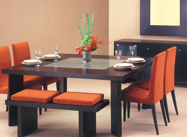 Amazing Dining Room Furniture Sets Small Spaces Photos
