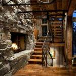Amazing Fireplace Design Ideas Cozy Rustic