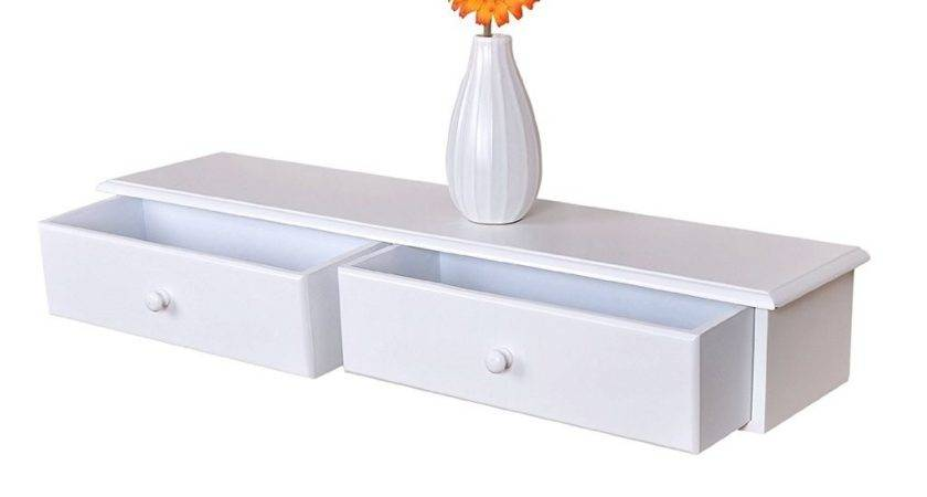 Amazing Floating Shelves Drawers Make Your