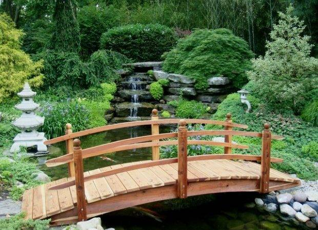 Amazing Garden Bridge Design Ideas Make Your