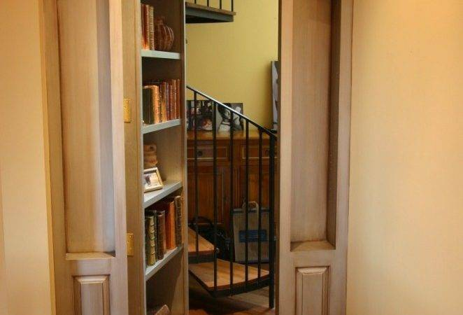 Amazing Hidden Rooms Secret Passageways Houses