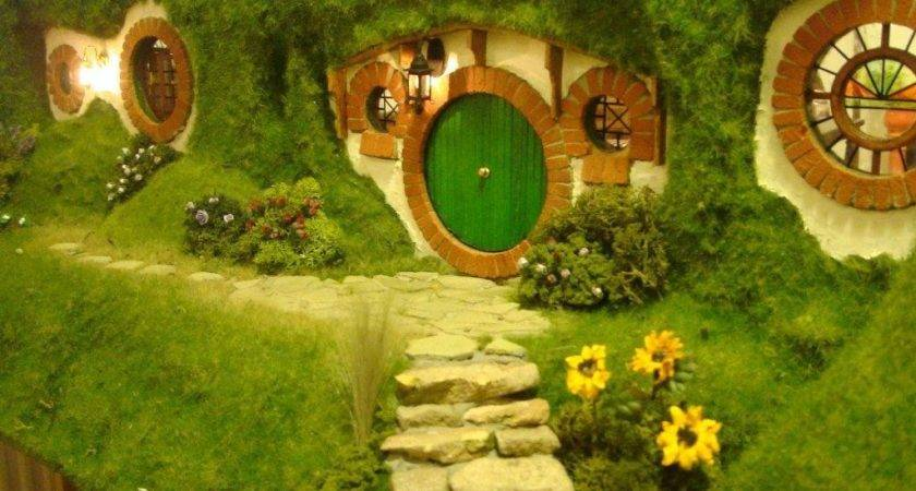 Amazing Hobbit House Wondrous Pics