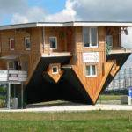 Amazing House Germany Upside Down