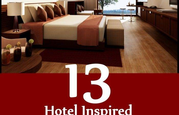 Amazing Ideas Hotel Inspired Bedroom Your
