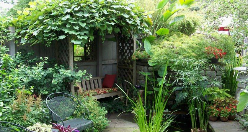 Amazing Small Yard Garden Ideas Nlc Loans
