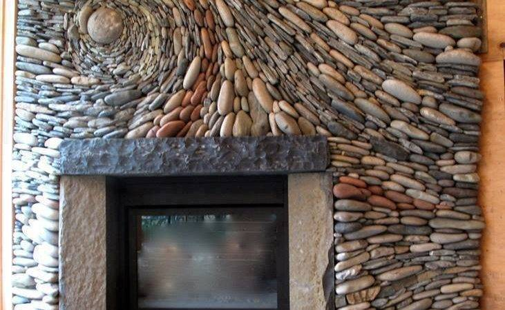 Amazing Stone Fireplace Designs