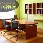 Amazing Stunning Decorate Small Office Minds