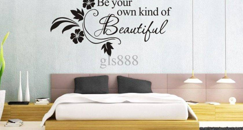 Amazing Wall Words Decor Quote Decal