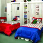Amazing World Space Saving Kids Beds