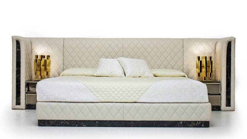 Amazingly Beautiful Luxury Beds Essenziale