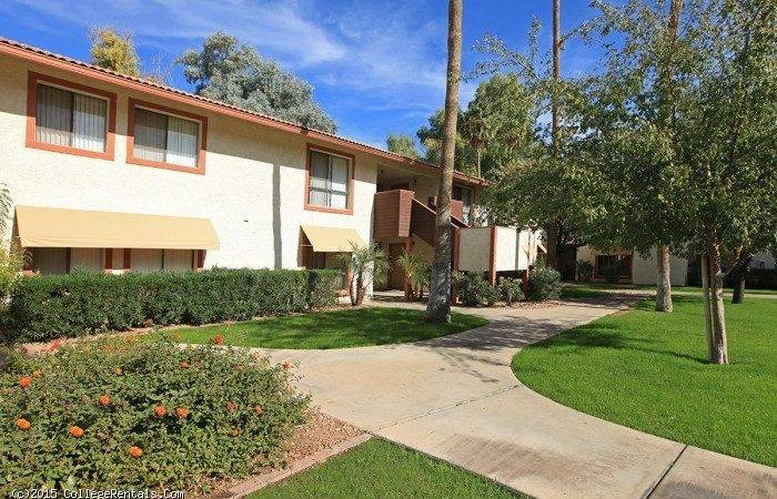 Amber Gardens Apartments Tempe Arizona