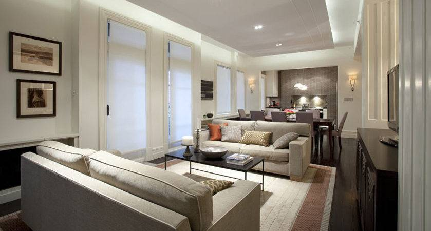 American Art Deco Style Modern Apartment Interior Design