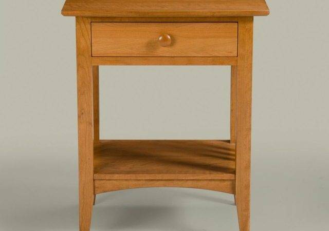 American Artisan Perkin Night Table Traditional