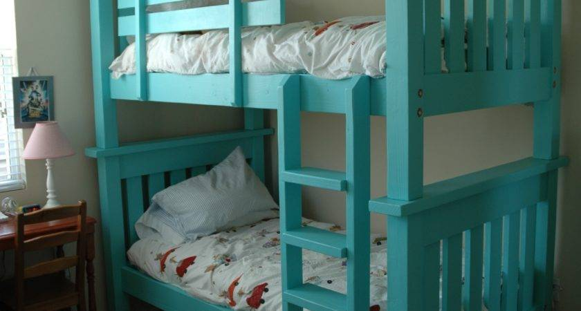 Ana White Bunk Bed Simple Modified Diy Projects
