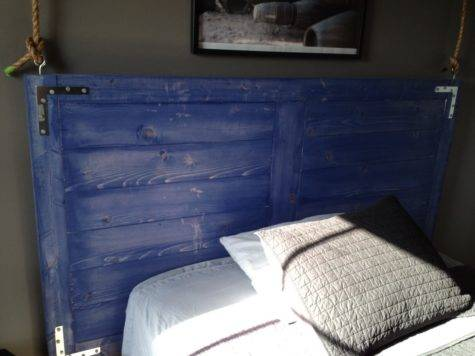 Ana White Hanging Headboard Diy Projects