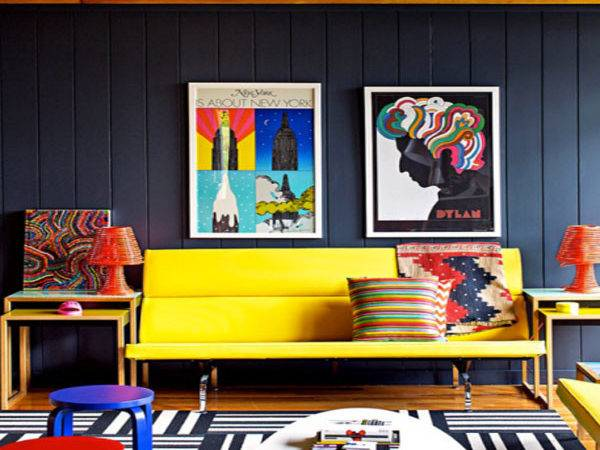 Andy Warhol Pop Art Makes Special Appearance Indoors