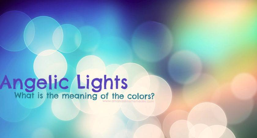 Angels Colors Meaning Symbolism Angelic Light