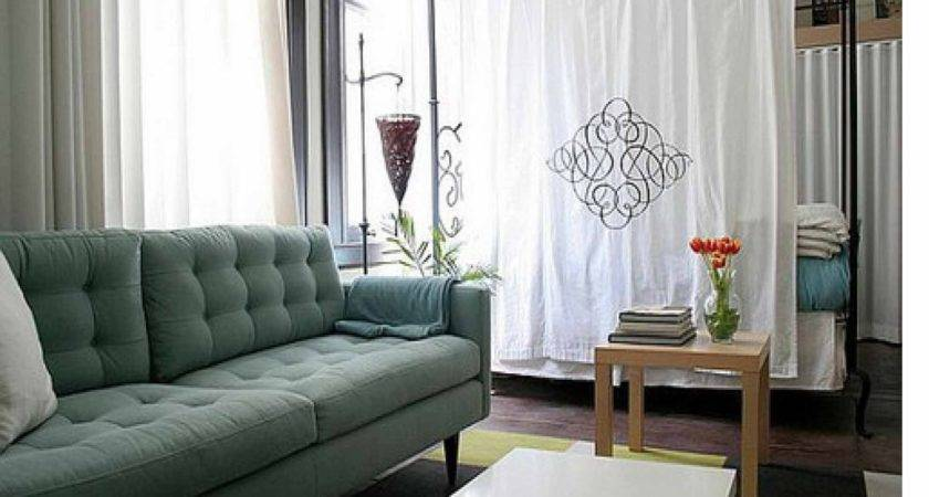 Apartment Bedroom Curtains Ideas Modern Minimalist Room