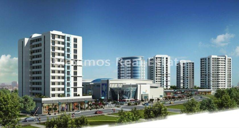 Apartment Buy Istanbul Maximos Real Estate