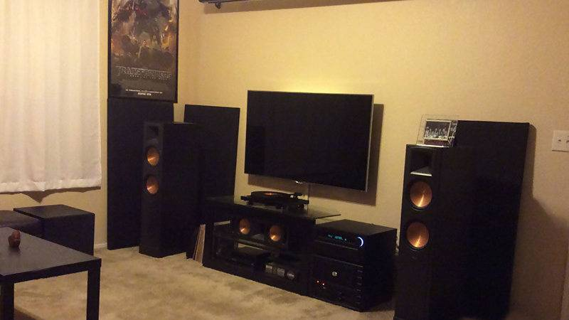Apartment Setup Home Theater Forum Systems