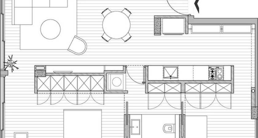 Apartment Sfaro Small Renovation Plans Home