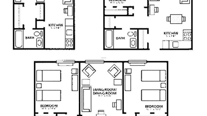 Apartments Floor Plans Design Onyoustore