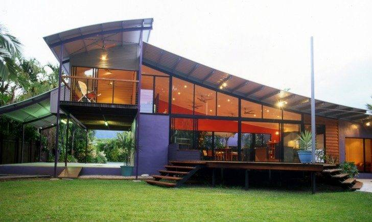 Architecture Wonderful Modern Tropical House Design Should