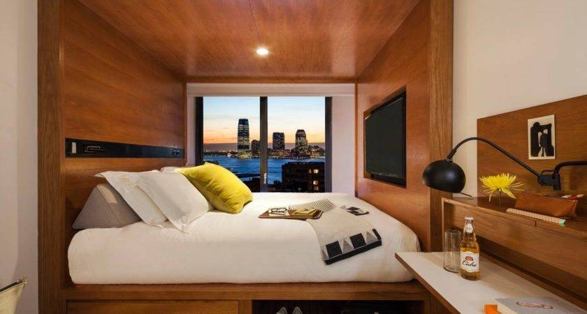 Arlo Hotel Bring New Micro Nyc Inhabitat