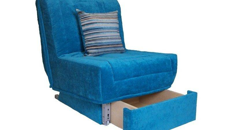 Armchair Storage Plete Collection Space Saving