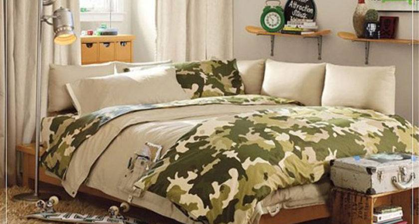 Army Look Boys Room Decor Iroonie