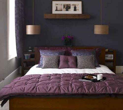 Arrange Small Bedroom King Bed Tips