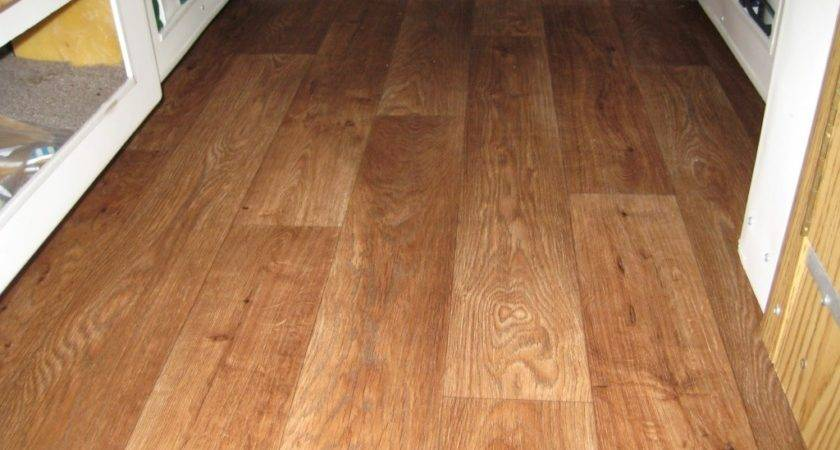 Artificial Wood Flooring Decorating Ideas