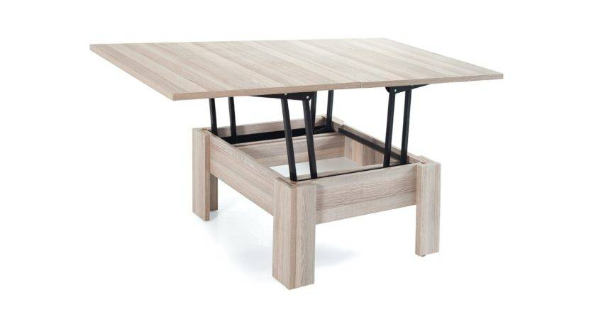 Athens Convertible Coffee Table Modern