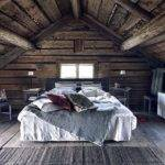 Attic Bedroom Wood Walls Decoist