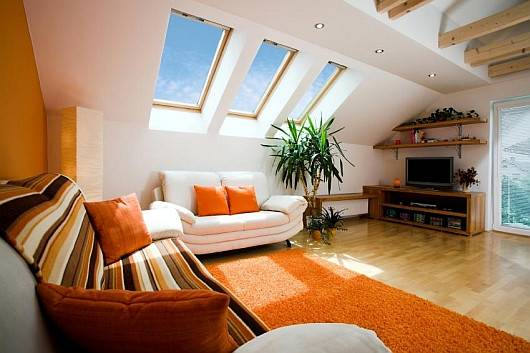 Attic Space Makeovers Raise Standards