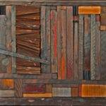 Attractive Wall Decoration Reclaimed Wood Art