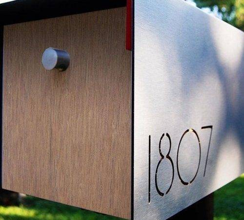 Awesome Apartment Mailboxes Interior Designs Home