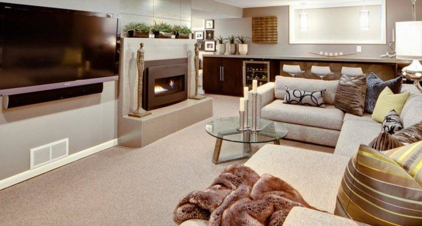 Awesome Basements Wouldn Mind Hang Out All